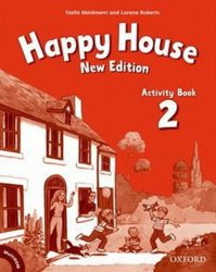 Happy House 2 Activity Book (New Edition)
