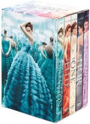The Selection 5-Book Box Set : The Complete Series - Kiera Cassová