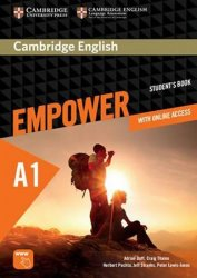 Cambridge English Empower Starter Student´s Book with Online Assessment and Practice, and Online Workbook - Adrian Doff