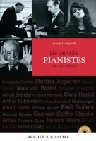 Les grands pianistes du XXe siecle + 2 CD