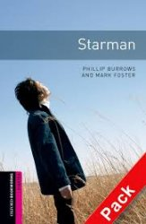 OXFORD BOOKWORMS LIBRARY New Edition STARTER STARMAN AUDIO CD PACK