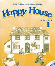 Happy House 1 Activity Book with Multi-ROM Pack