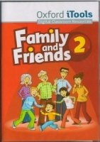 FAMILY AND FRIENDS 2 iTOOLS CD-ROM