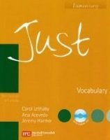 JUST VOCABULARY: FOR CLASS OR SELF-STUDY ELEMENTARY