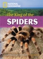 Footprint Readers Library Level 2600 - the King of the Spiders