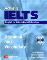 ACHIEVE IELTS GRAMMAR AND VOCABULARY