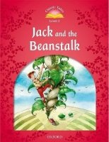 CLASSIC TALES Second Edition LEVEL 2 JACK AND THE BEANSTALK + AUDIO CD PACK