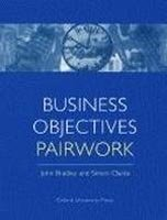 BUSINESS OBJECTIVES NEW EDITION PAIRWORK