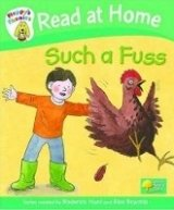 READ AT HOME FLOPPY´S PHONICS STAGE 2B SUCH A FUSS (Oxford Reading Tree)