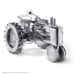 Metal Earth 3D puzzle: Farm Tractor