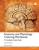 Anatomy and Physiology Coloring Workbook, 11th ed.
