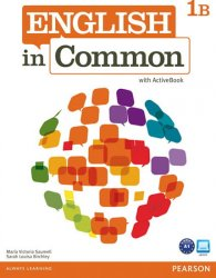 English in Common 1B Split: Student Book and Workbook with ActiveBook