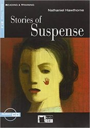 Stories Of Suspense + CD - neuveden