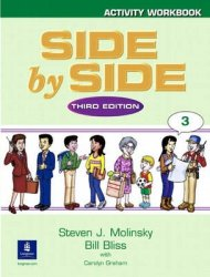 Side by Side 3 Activity Workbook 3 - 3rd