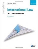 Complete International Law: Text, Cases and Materials 2nd.Ed.