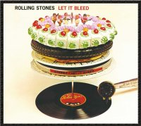 Rolling Stones: Let it Bleed LP - The Rolling Stones