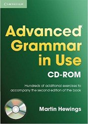 Advanced Grammar in Use Second Edition CD-Rom (single User Licence) - Martin Hewings