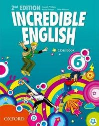 Incredible English 2nd Edition 6 Activity Book with Online Practice