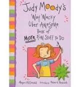 Judy Moody´s Way Wacky Uber Awesome