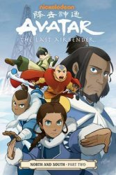 Avatar: The Last Airbender - North And South Part Two - Gene Luen Yang