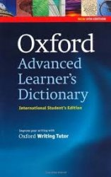 OXFORD ADVANCED LEARNER´S DICTIONARY 8th International Student´s Edition