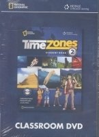 TIME ZONES 2 CLASSROOM DVD