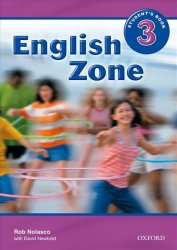 English Zone 3 Student´s Book
