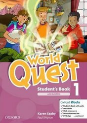 World Quest 1 Student´s Book Pack