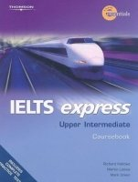 IELTS EXPRESS UPPER INTERMEDIATE PACK (STUDENT´S BOOK + WORKBOOK + WORKBOOK CD)