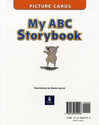My ABC Storybook Picture Cards - Barbara Hojel