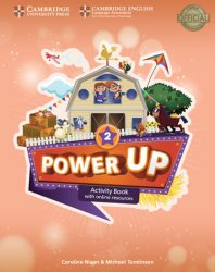 Power Up Level 2 Activity Book with Online Resources and Home Booklet - Caroline Nixon