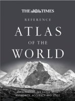 THE TIMES REFERENCE WORLD ATLAS 6th Edition