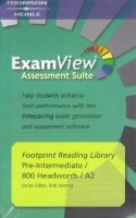 FOOTPRINT READERS LIBRARY Level 800 EXAMVIEW SUITE CD-ROM