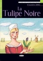 TULIPE NOIRE + CD (Black Cat Readers FRA Level 1)