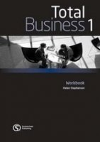 TOTAL BUSINESS PRE-INTERMEDIATE WORKBOOK WITH KEY
