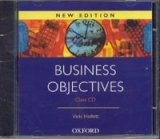 BUSINESS OBJECTIVES NEW EDITION CLASS AUDIO CD