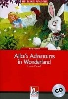 HELBLING READERS CLASSICS LEVEL 2 RED LINE - ALICE´S ADVENTURES IN WONDERLAND + AUDIO CD PACK