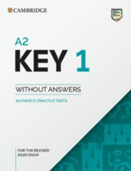 A2 Key 1 for revised exam from 2020 Student´s Book without answers