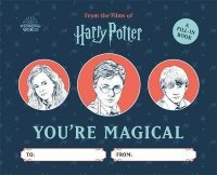 Harry Potter: You´re Magical : A Fill-In Book