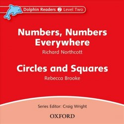 Dolphin Readers 2 Numbers, Numbers Everywhere / Circles and Squares Audio CD