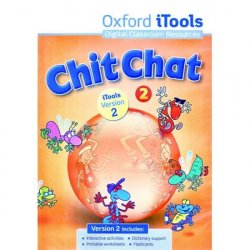 Chit Chat 2 New iTools with Book on Screen (CZEch Edition) - Paul Shipton