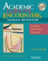 Academic Encounters Human Behavior Student's Book with Audio CD Listening, Note Taking, and Discussion