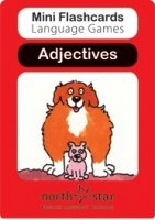 MINI FLASHCARDS LANGUAGE GAMES: CARDS Adjectives