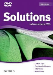 Maturita Solutions Intermediate DVD (2nd)