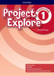 Project Explore 1 Teacher´s Pack - Begg Amanda