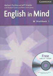 English in Mind Level 3 Workbook with Audio CD/CD-ROM