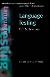 Oxford Introductions to Language Study Language Testing