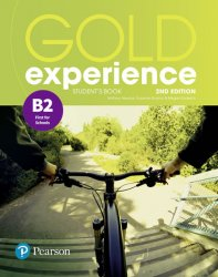 Gold Experience 2nd  Edition B2 Student´s Book