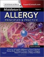 Middleton's Allergy, 8th Rev Ed.