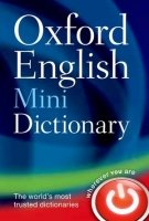 OXFORD ENGLISH MINIDICTIONARY 8th Edition
